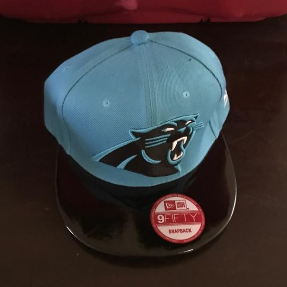 4a2021d6e5a38 NFL New Era Panthers SnapBack
